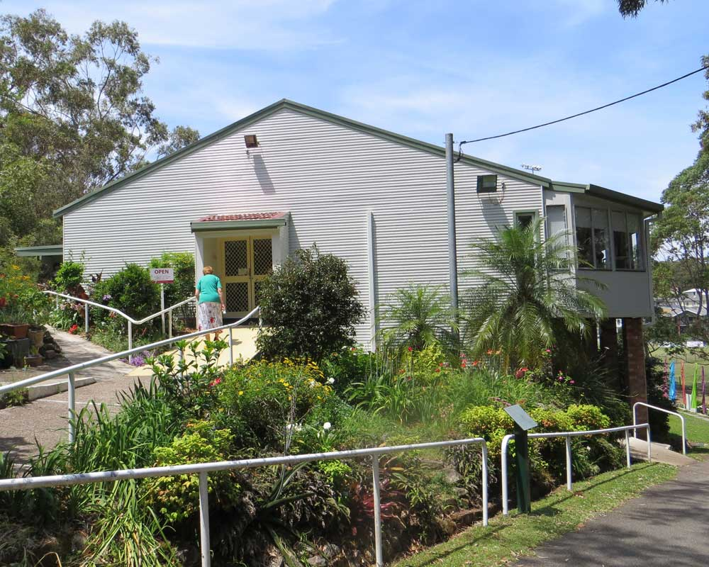 Arts Centre Nelson Bay - wheelchair access