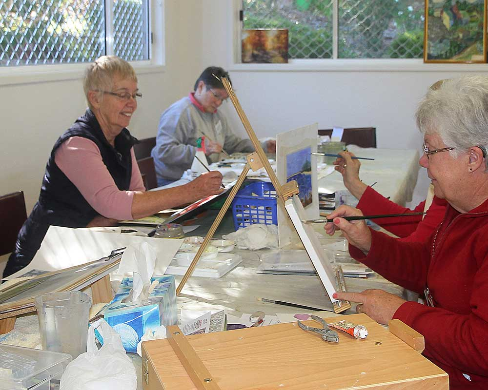 Arts Centre Nelson Bay - art classes